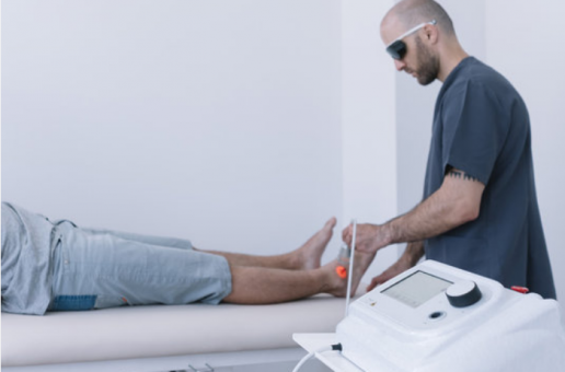 Foot & Ankle Laser Treatment Services in Chicago & Wheeling IL