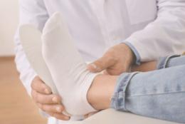 Flat Feet Custom Orthotics Clinic Chicago