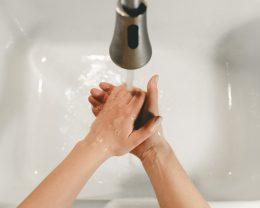 coronavirus hand washing tips