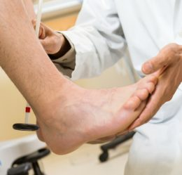 foot & ankle doctors of podiatry in Chicago in Wheeling IL