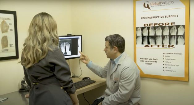 global podiatry treatment services in chicago - podiatric foot surgeons
